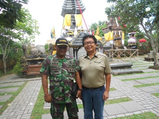 Jero Sepuh dan Bapak Djaya Laksana