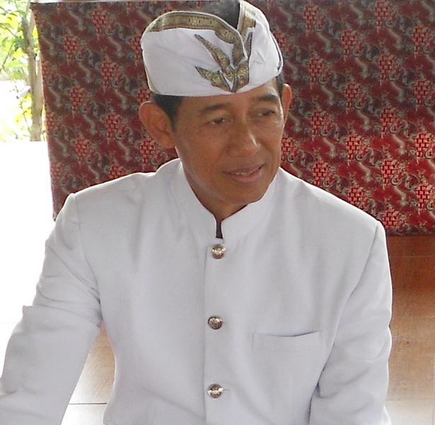 Laksamana Muda TNI I Nyoman Gede Nurija Ary Atmaja, S.E.